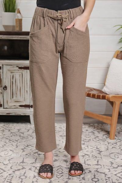 Boardwalk Beauty Pants Olive