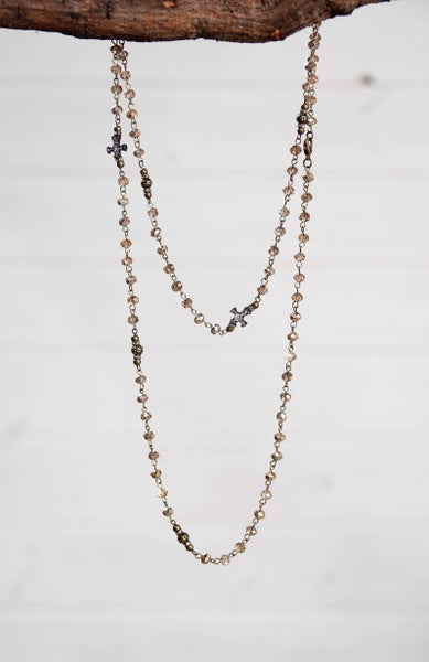 A Flawless Feeling Necklace