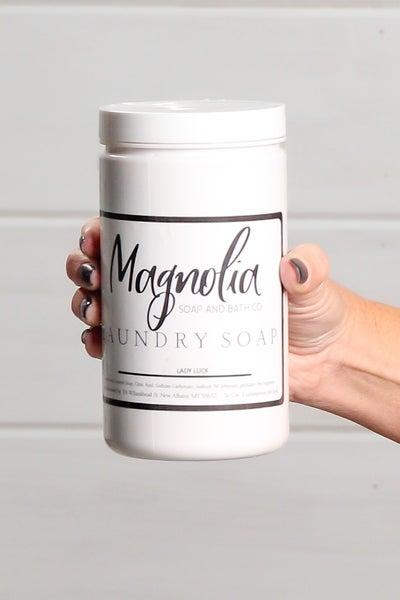 Magnolia Laundry Soap
