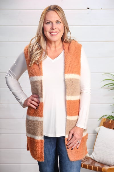Don't Bat Your Lashes At Me Cardigan Camel