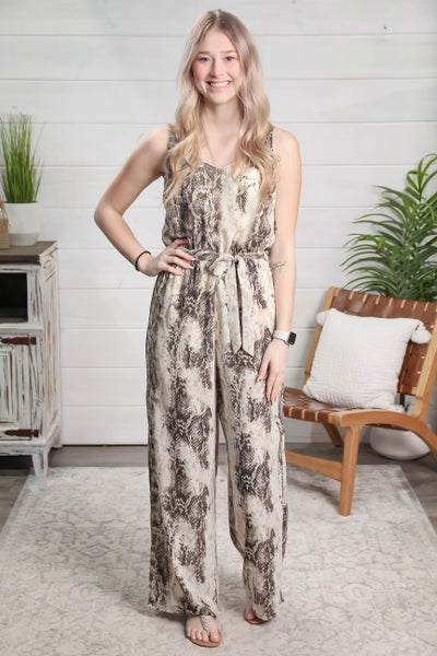 Everything You Need Jumpsuit *Final Sale*