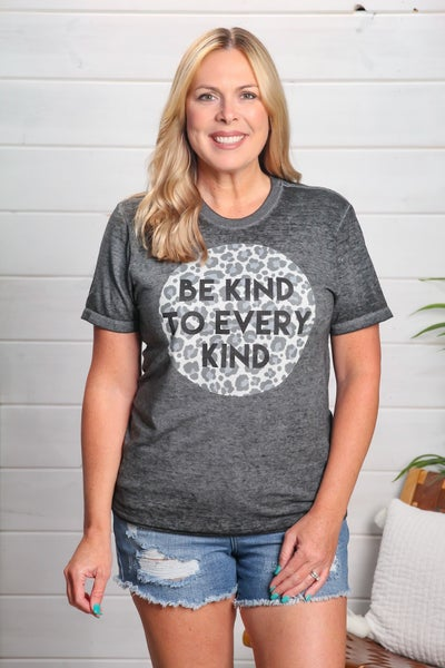 Be Kind To Every Kind Tee *Final Sale*