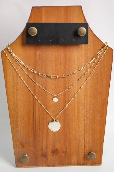 Madeline Necklace Gold