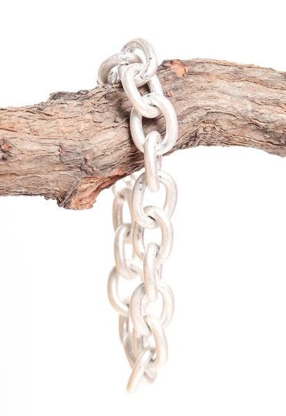 Link Me Bracelet Silver
