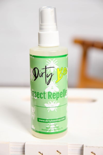 Dirty Bee Insect Repellent Spray