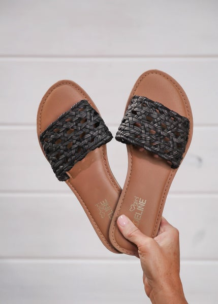 Basic Beauty Sandals Black