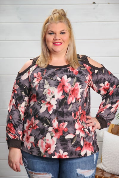 The Perfect Floral Top