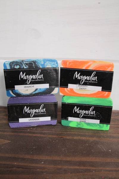 Magnolia Soaps Essential Blends