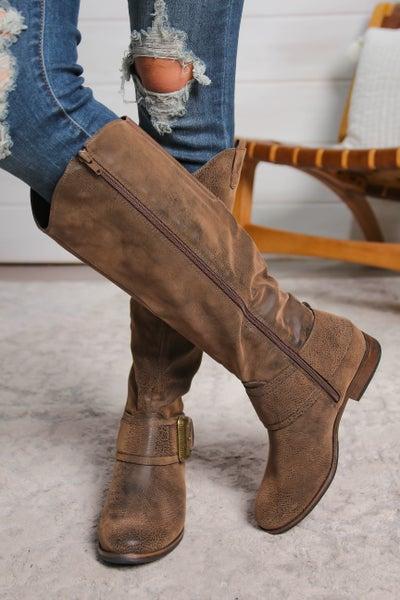 Got the Goods Boots Richbrown *Final Sale*
