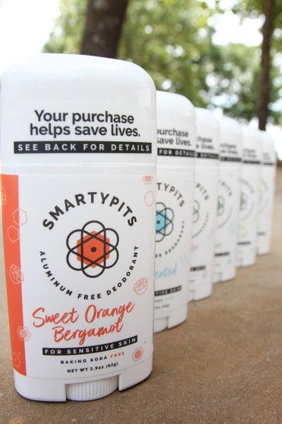 Smarty Pits Deodorant Sensitive Skin