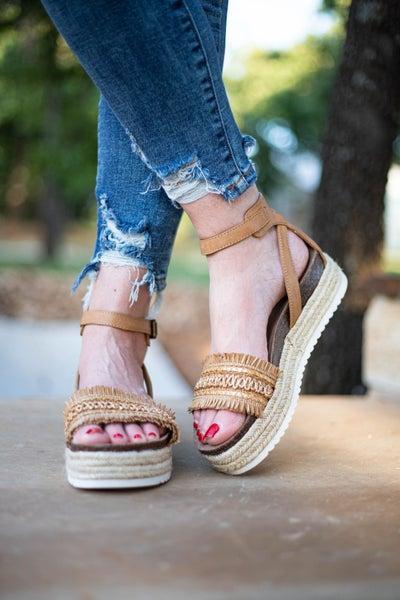 Sphinx Sandals *Final Sale*
