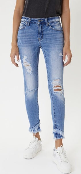 KanCan Distressed Denim