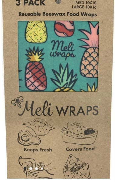 Meli Wraps (4 patterns)