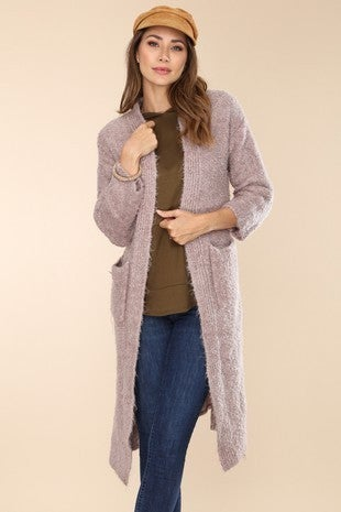 Duster Cardigan *Final Sale*