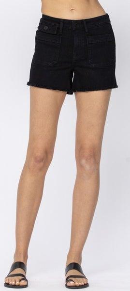 Cargo Patch Pocket Shorts