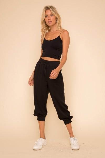 Pull on Jogger (2 colors)