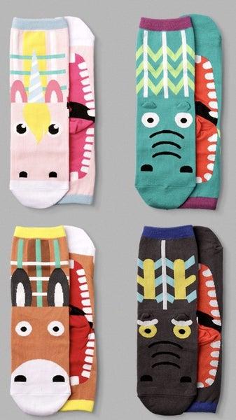 Animal Socks (4 colors)