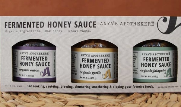 Fermented Honey Sauce Gift Pack