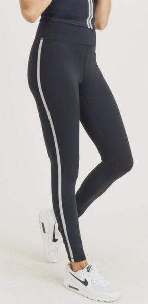 Reflective Stripe Legging