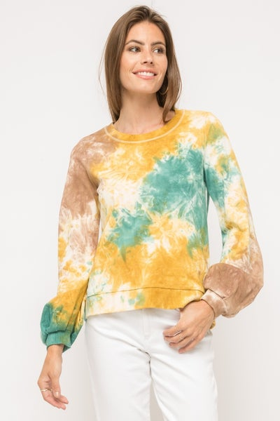 Earthy Tie Dye *Final Sale*