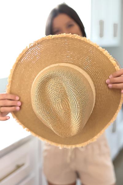 Basking In The Sun Hat