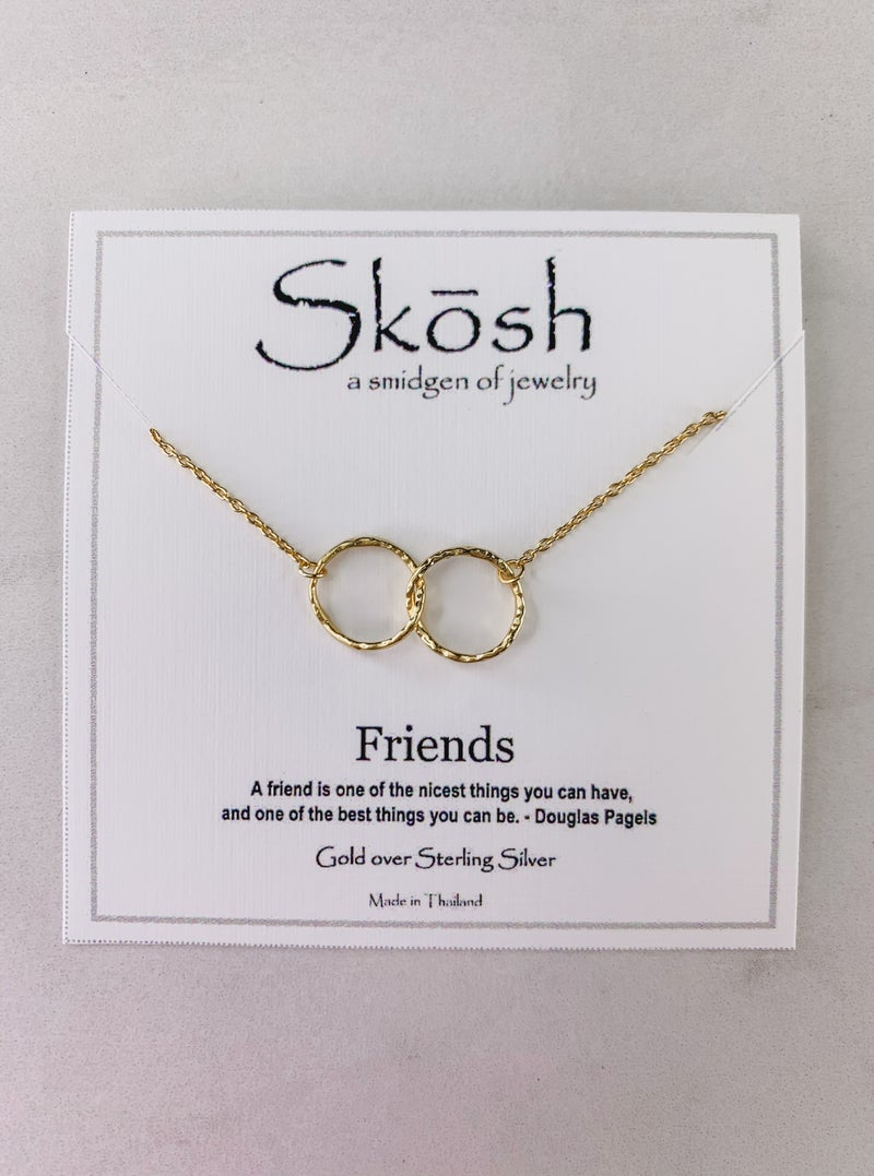 Friends Skosh Necklace