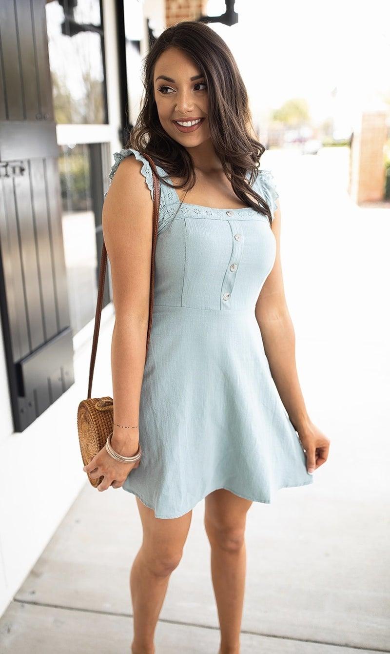 On Time Dress