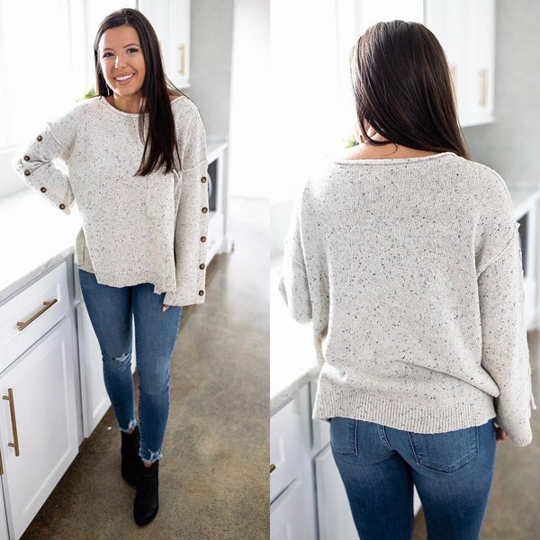 S'more Kisses Sweater