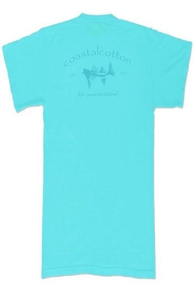 Coastal Cotton - Bermuda Classic Logo S/S Tee