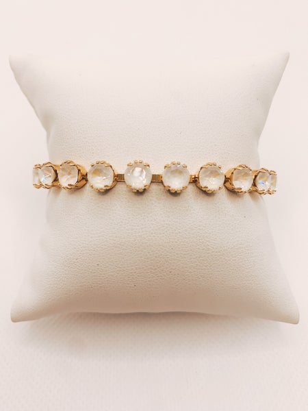Victoria Lynn Small Cup Chain Bracelet