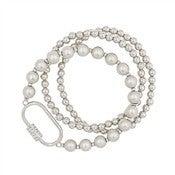 Last Resorts Bracelet-Silver