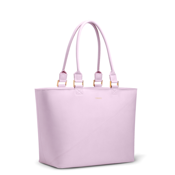 Virginia Tote Cooler-Rose Quartz *Final Sale*