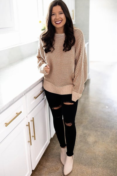 Piece Of Paris Sweater