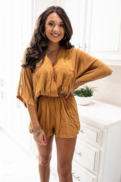 Love Above All Romper