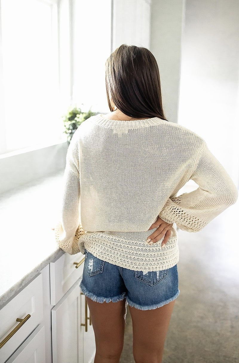 Chic Arrival Sweater