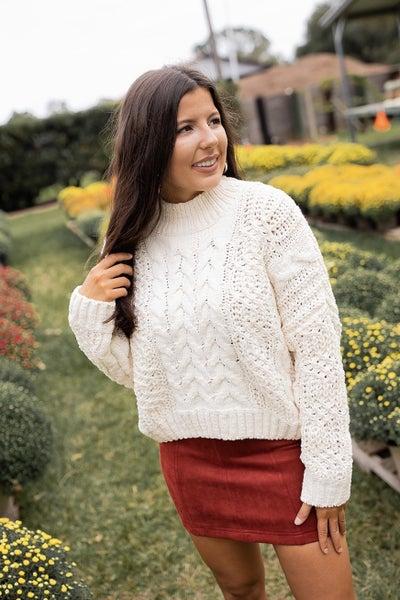 Feel So Alone Sweater
