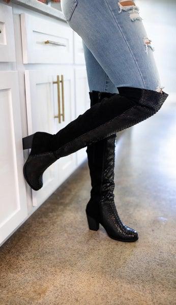 Strut Your Stuff OTK Boots *Final Sale*