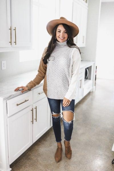 Confident Cutie Sweater