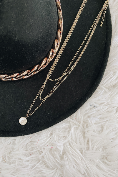 Layered Up Necklace