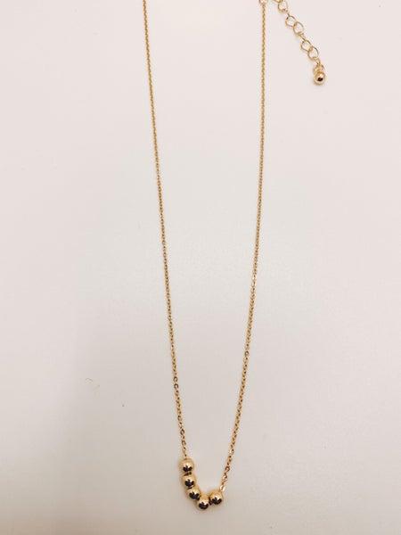 Mini Bead Necklace