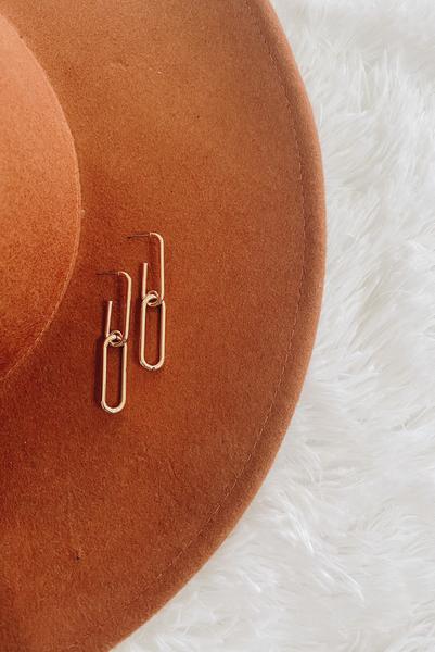 Chain Breaker Earrings