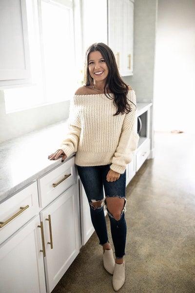 Hidden Talent Sweater