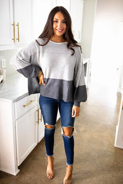 Cozy By The Fireplace Sweater