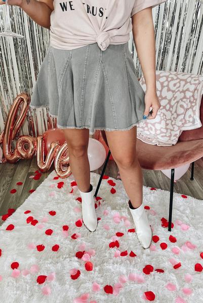 Undercover Love Skirt