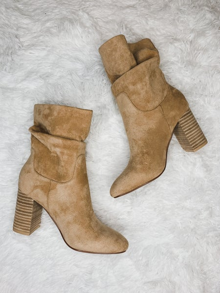 Step Up Fashion Booties