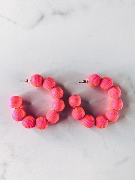 It's A Fun Life Earrings