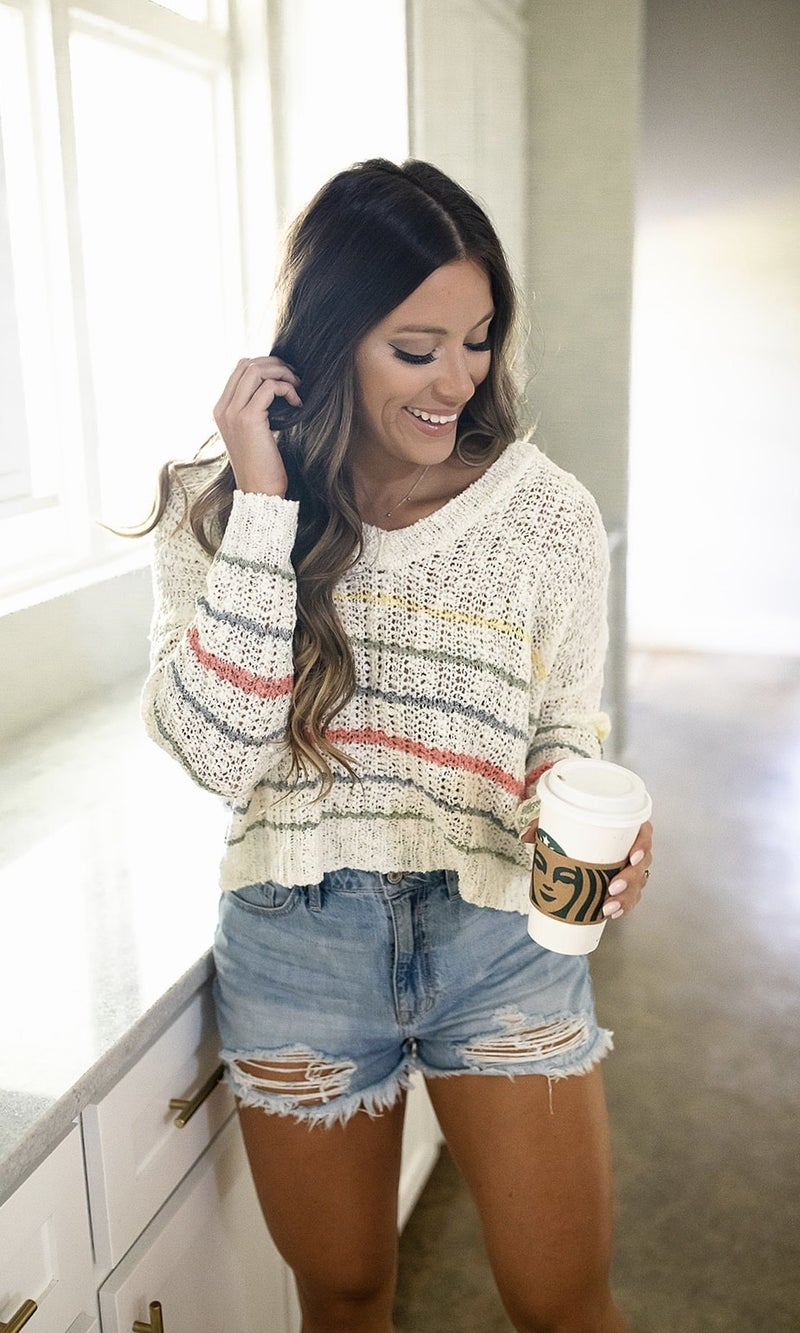 Look So Perfect Sweater
