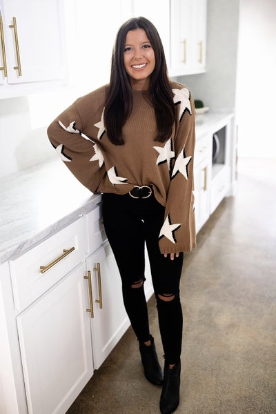 Be A Star Sweater