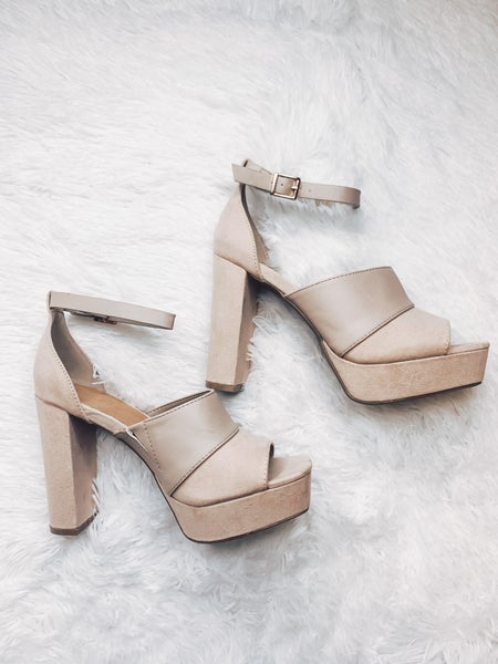 Simply Chic Heel