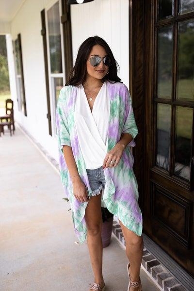 Off The Grid Kimono